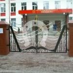 Арт №104 Кованые ворота
