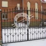 Арт №098 Кованые ворота