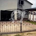 Арт №095 Кованые ворота
