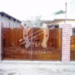 Арт №094 Кованые ворота