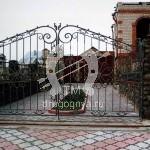 Арт №092 Кованые ворота