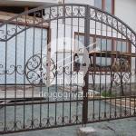 Арт №089 Кованые ворота