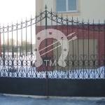Арт №088 Кованые ворота Тверь
