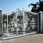 Арт №087 Кованые ворота