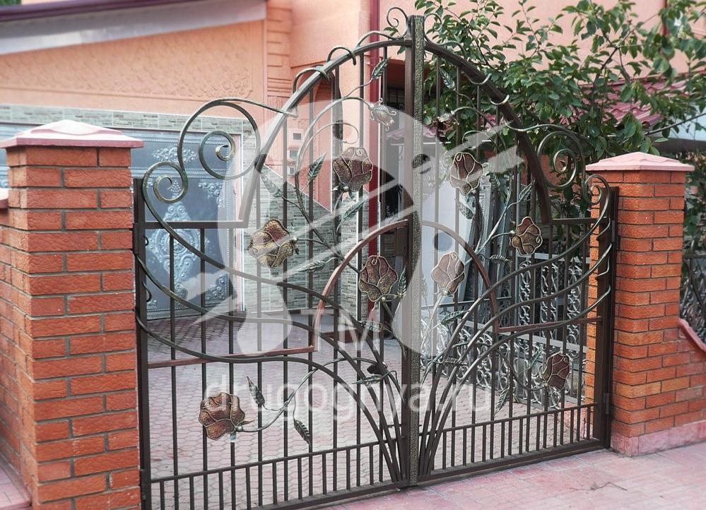 Ворота автоматические клин