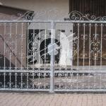 Арт №083 Кованые ворота