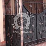 Арт №084 Кованые ворота