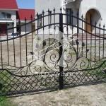 Арт №080 Кованые ворота
