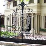 Арт №082 Кованые ворота