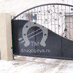 Арт №076 Кованые ворота