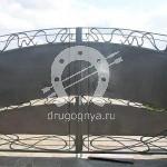 Арт №079 Кованые ворота