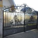 Арт №077 Кованые ворота