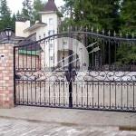 Арт №075 Кованые ворота