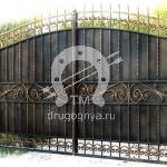 Арт №072 Кованые ворота
