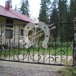 Арт №070 Кованые ворота