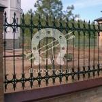 №032 Кованый забор