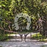 Арт №068 Кованые ворота