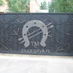 Арт №066 Автоматические ворота