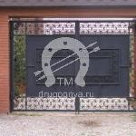 Арт №064 Кованые ворота