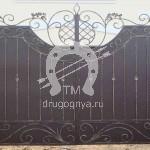 Арт №062 Кованые ворота