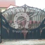 Арт №059 Кованые ворота