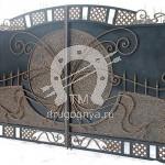 Арт №056 Кованые ворота