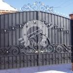 Арт №057 Кованые ворота