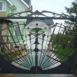 Арт №054 Кованые ворота Серпухов