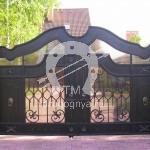 Арт №053 Кованые ворота