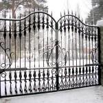 Арт №051 Кованые ворота
