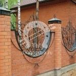 №031 Кованый забор Жуковский
