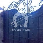 Арт №050 Кованые ворота