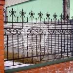 №042 Кованый забор Подольск