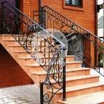 Арт №055 Кованая лестница Руза