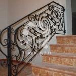 Арт №051 Кованая лестница Коломна