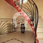 Арт №045 Лестница металлическая