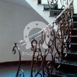 Арт №107 Кованая лестница Бронницы