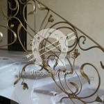 Арт №102 Кованая лестница Солнечногорск