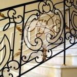 Арт №100 Кованая лестница Фрязино