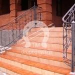 Арт №116 Кованая лестница Видное