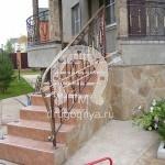 Арт №094 Кованая лестница Чехов
