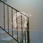 Арт №068 Лестница из кованых балясин