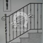 Арт №114 Эскиз лестницы