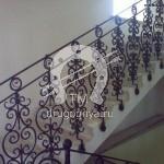 Арт №041 Кованая лестница г.Серпухов