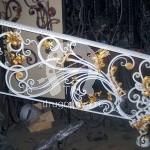 Арт №022 Кованая лестница