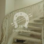 Арт №021 Кованая лестница Павловский Посад