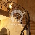 Арт №004 Кованая лестница Пушкино