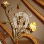 Арт №003 Кованая лестница