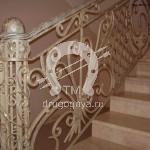 Арт №018 Кованая лестница Домодедово