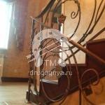 Арт №014 Кованая лестница